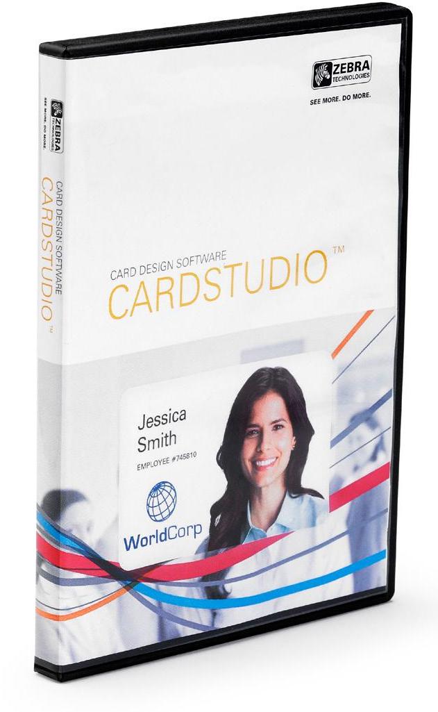 Zebra CardStudio, Enterpise, Network Caja Chino simplificado, Chino tradicional, Checo, Danés, Alemán, Inglés, Español, Francés, Italiano, Japonés, Coreano, Portugués