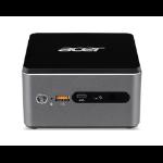 Acer Revo Cube Pro VEN76G 2.7GHz i3-7130U Small Desktop 7th gen Intel® Core™ i3 Black, Grey Mini PC
