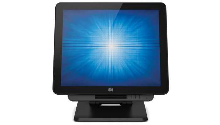 """Elo Touch Solution E135689 All-in-one 2GHz J1900 17"""" 1280 x 1024pixels Touchscreen Black POS terminal"""