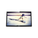 "Philips 4000 series 24PHT4022/05 LED TV 61 cm (24"") HD Black"