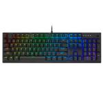 Corsair K60 RGB PRO keyboard USB QWERTY UK English Black