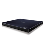 LG BP50NB40 optical disc drive Black Blu-Ray DVD Combo