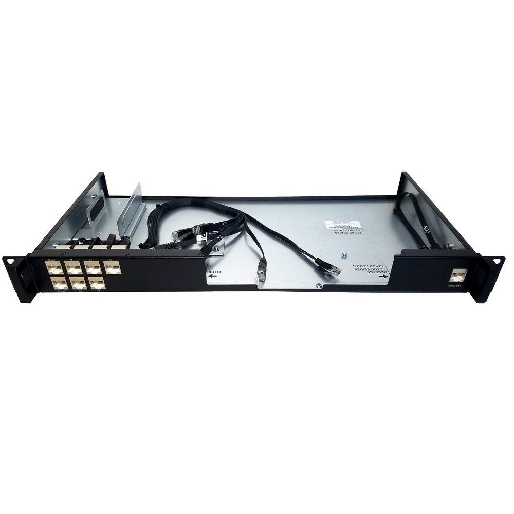 SonicWall TZ400 rack console Steel Stainless steel