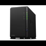 Synology DS216play NAS Desktop Ethernet LAN Black