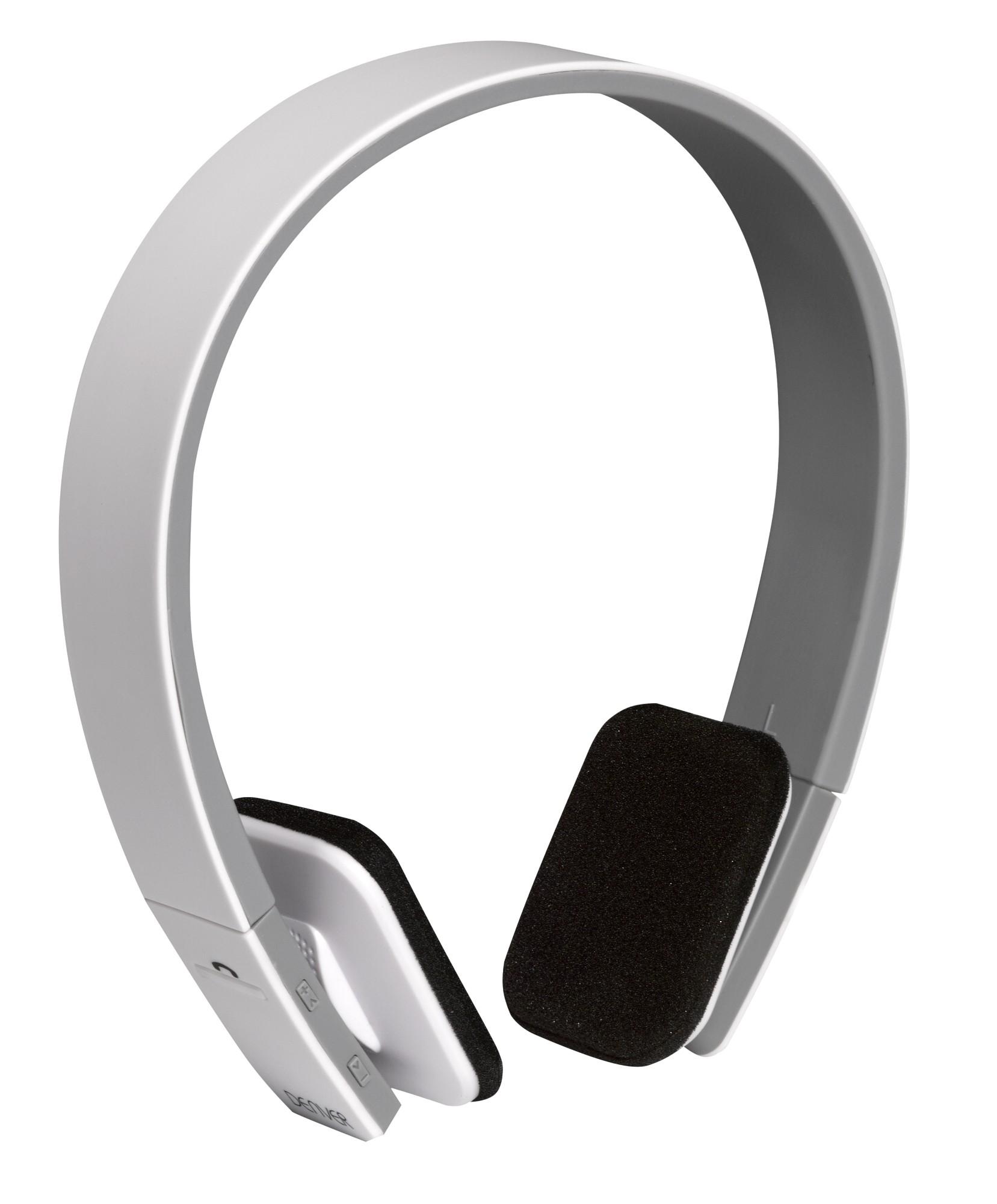 Denver BTH-204WHITE Headset Head-band White