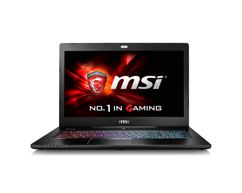 "MSI Gaming GS72 6QE(Stealth Pro 4K)-271UK 2.6GHz i7-6700HQ 17.3"" 3840 x 2160pixels Black"