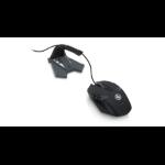 iogear GGMCS cable organizer Black, Grey
