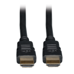 Tripp Lite High Speed HDMI Cable with Ethernet, Ultra HD 4K x 2K, Digital Video with Audio (M/M), 7.62 m (25-ft.)