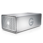 G-Technology G-RAID USB HDD enclosure Silver