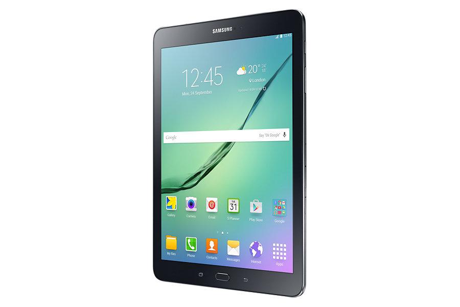 "Samsung Galaxy Tab S2 SM-T819N 4G LTE 32 GB 24.6 cm (9.68"") Qualcomm Snapdragon 3 GB Wi-Fi 5 (802.11ac) Android Black"