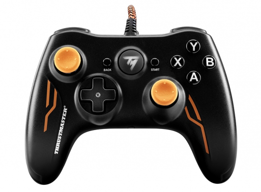 Thrustmaster GP XID PRO eSport edition Gamepad PC Analoog/digitaal Zwart, Oranje