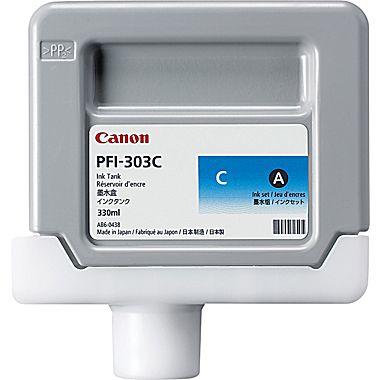 Canon PFI-303C inktcartridge Original Cyaan