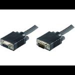 Microconnect SVGA HD15 15m M-F Extension