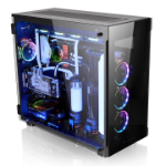 Thermaltake View 91 TG RGB Ultra Tower Black