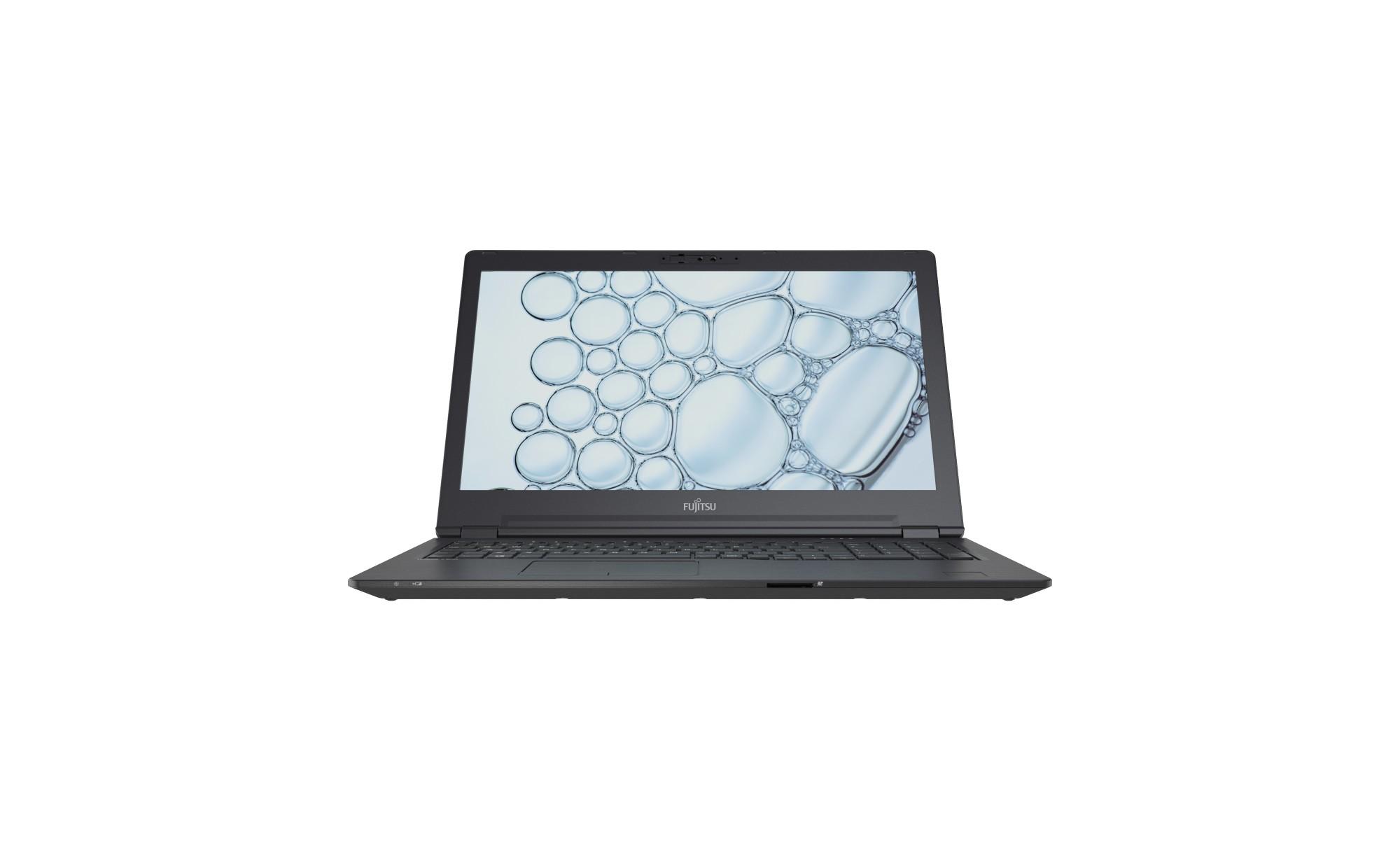 "Fujitsu LIFEBOOK U7510 Portátil Negro 39,6 cm (15.6"") 1920 x 1080 Pixeles Intel® Core™ i7 de 10ma Generación 8 GB DDR4-SDRAM 256 GB SSD Wi-Fi 6 (802.11ax) Windows 10 Pro"