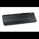 Microsoft ANB-00001 USB Negro teclado
