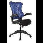 Eliza Tinsley Mercury 2 Executive Mesh Chair Blue DD