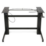 Ergotron WORKFIT-B computer desk Black