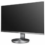 "AOC I2490VXQ/BT 23.8"" Full HD IPS Grey computer monitor"
