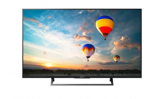"Sony FW-75XE8501 Digital signage flat panel 75"" LED 4K Ultra HD Black signage display"