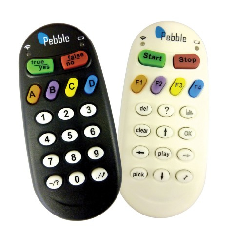 Genee World 32-PP-CC WiFi Press buttons Black, White remote control