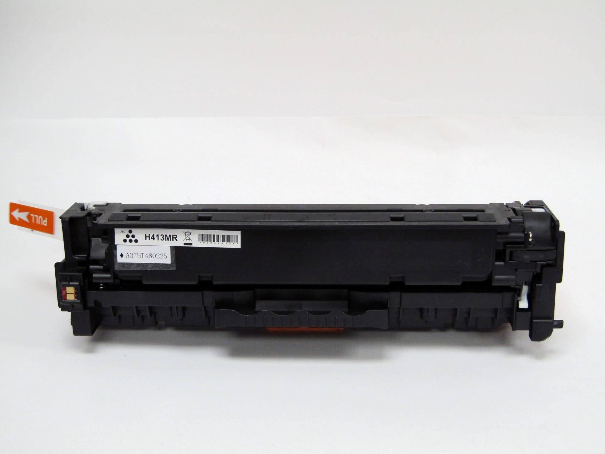 Remanufactured HP CE413A (305A) Magenta Toner Cartridge