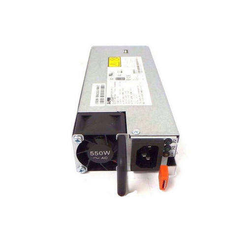 Lenovo 7N67A00882 power supply unit 550 W Black, Stainless steel