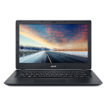 "Acer TravelMate P2 P238-G2-M-32YK Zwart Notebook 33,8 cm (13.3"") 1366 x 768 Pixels 2,40 GHz Zevende generatie Intel® Core™ i3 i3-7100U"