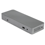 StarTech.com TB3CDOCKDP notebook dock/port replicator Wired Thunderbolt 3 Gray