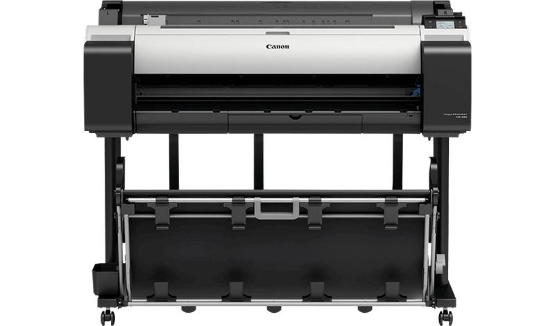 Canon imagePROGRAF TM-300 large format printer Colour 2400 x 1200 DPI Thermal inkjet A0 (841 x 1189 mm) Ethernet LAN Wi-Fi