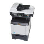 UTAX P-C2660 MFP 9600 x 600DPI Laser A4 26ppm multifunctional