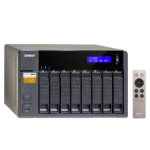 QNAP TS-853A NAS Tower Ethernet LAN Black