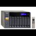 QNAP TS-853A NAS Tower Ethernet LAN Black