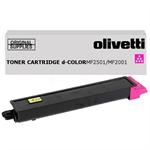 Olivetti B0992 Toner magenta, 6K pages
