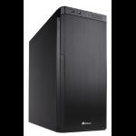 Corsair 330R Midi-Tower Black computer case
