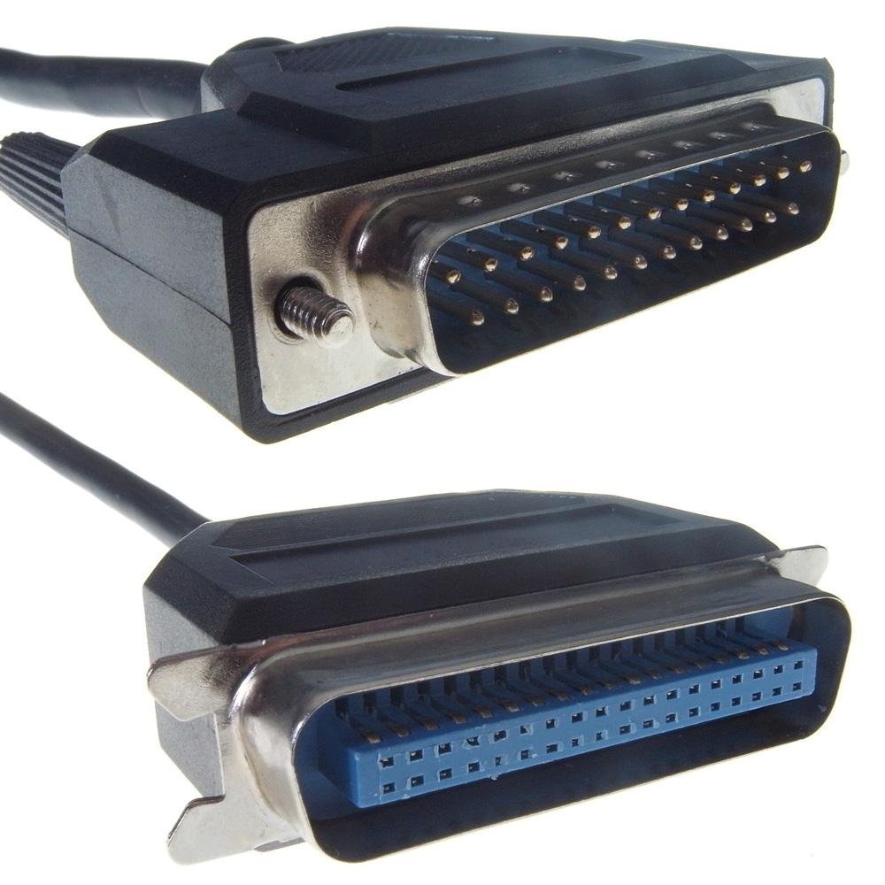 CONNEkT Gear 2m DB25M/C36M parallel cable Black