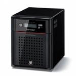 Buffalo TeraStation 4400D NAS Mini Tower Ethernet LAN Black