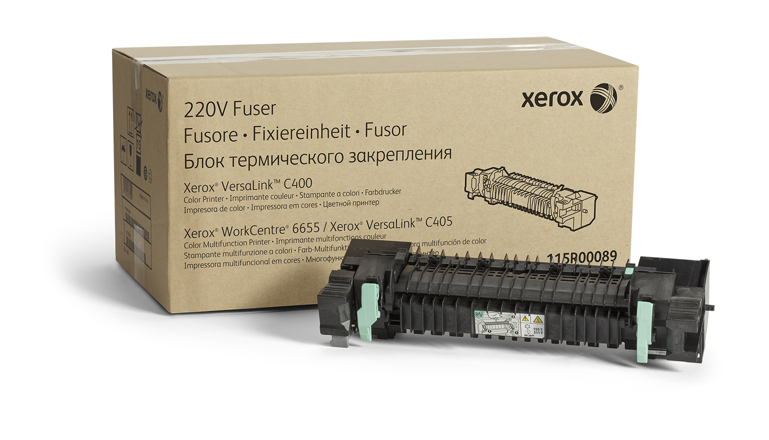 Xerox 115R00089 Fuser kit, 100K pages