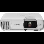 Epson EH-TW750 videoproyector 3400 lúmenes ANSI LCD 1080p (1920x1080) Proyector para escritorio Blanco