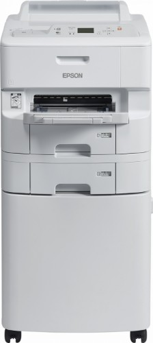 Epson WorkForce Pro WF-6090D2TWC inkjet printer Colour 4800 x 1200 DPI A4 Wi-Fi