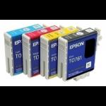 Epson C13T596500 (T5965) Ink cartridge bright cyan, 350ml