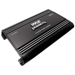 Pyle PLA2678 audio amplifier 2.0 channels Car Black
