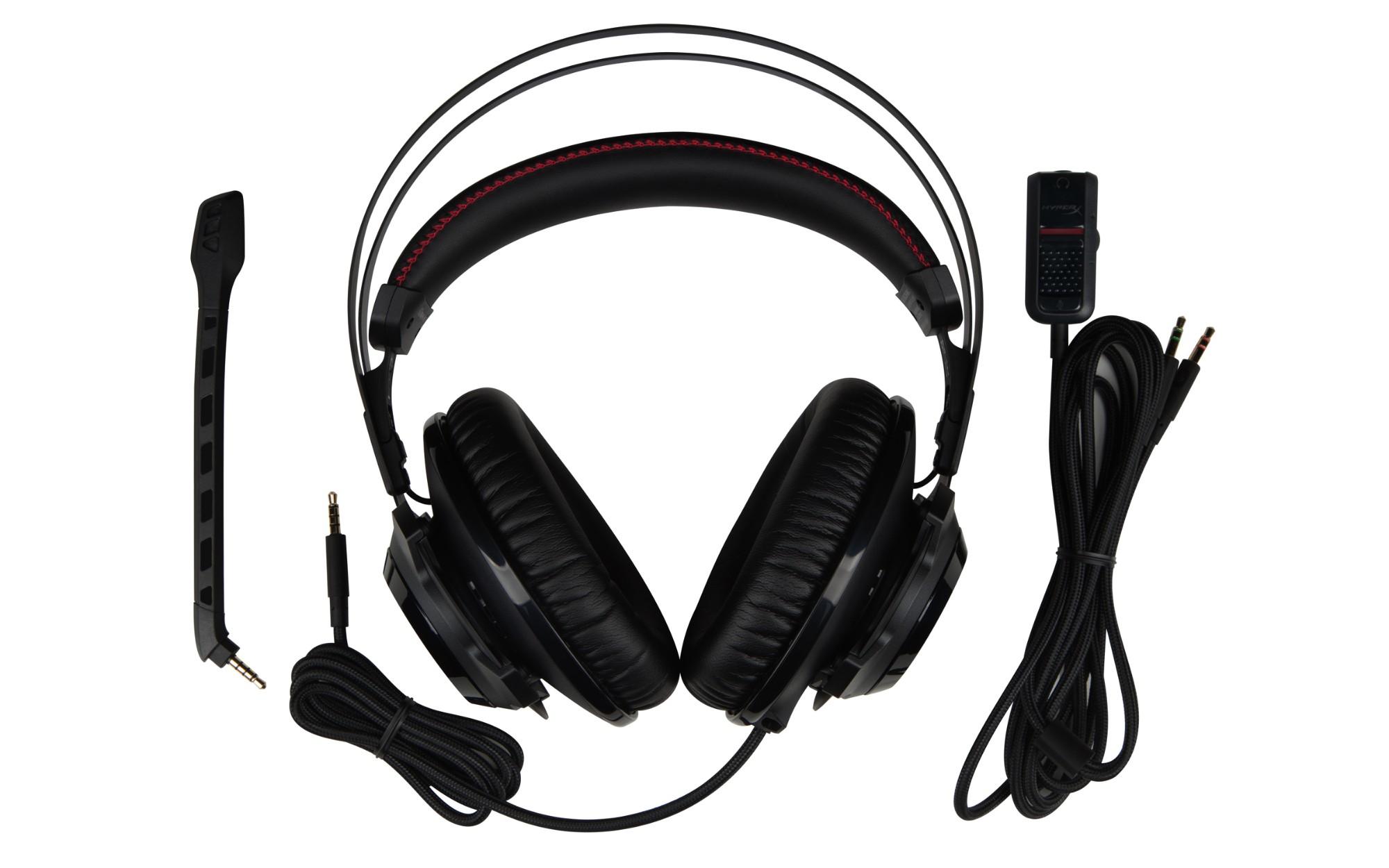 HyperX Cloud Revolver headset