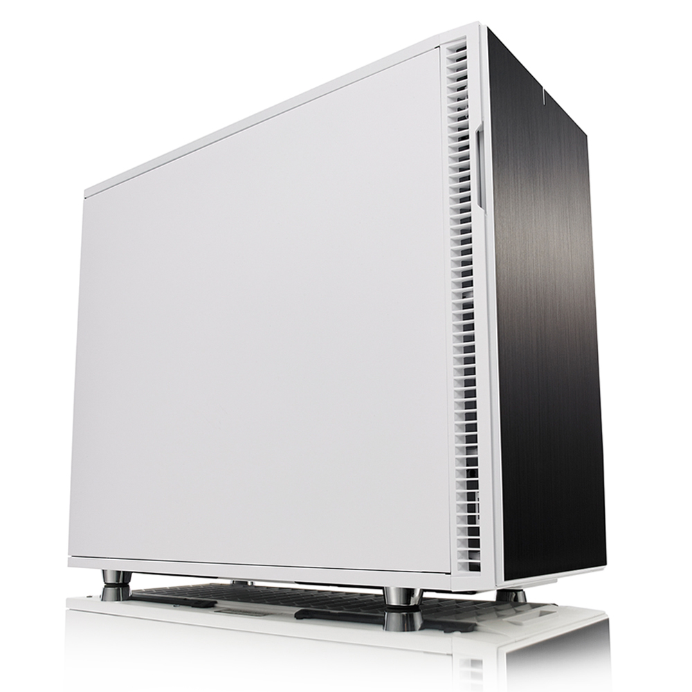 Fractal Design Define R6 USB-c Computer Case Desktop White