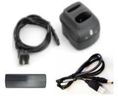 Zebra KT-CHS5000-1 mobile device charger Indoor Black
