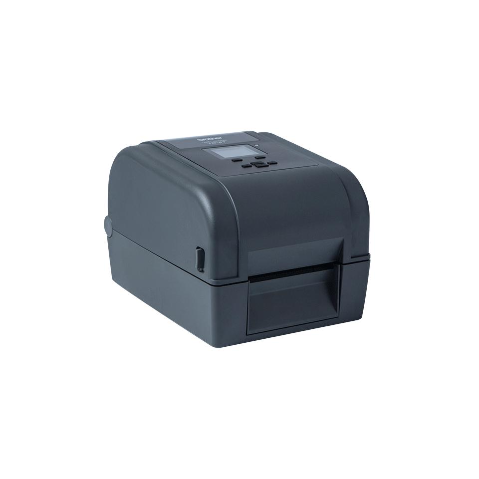 Brother 4IN TT/ DT LABEL/RECEIPT PRNT LAN WIFI BT RFID 300DPI EU IN- label printer Direct thermal / Thermal transfer 300 x 300 DPI Wired & Wireless