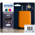 Epson C13T05G64020 (405) Ink cartridge multi pack, 7,6ml + 3x5,4ml, Pack qty 4