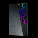 ASUS FX GAMING EHD-A1T external hard drive 1000 GB Black