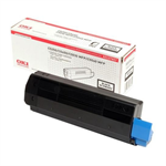 OKI 42127457 Toner black, 5K pages @ 5% coverage