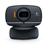 Logitech C525 1280 x 720pixels USB 2.0 Black webcam
